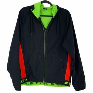 Nike Flex Sport Clash Windbreaker Track Jacket M